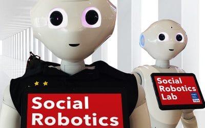 Social robotics Lab TU Eindhoven