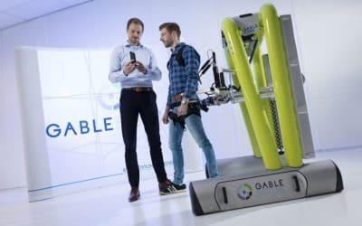 Revalidatierobot voor lopen
