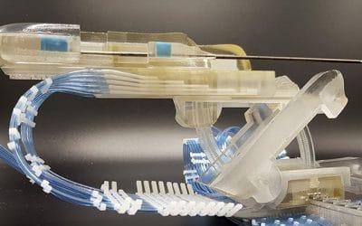 MRI-gestuurde biopsie-robot voor patiënten met borstkanker
