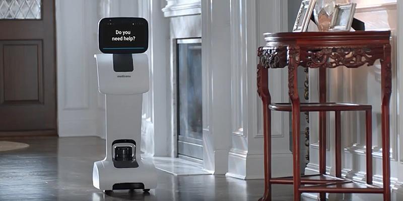 Thuiszorg applicatie Medisana  op de Temi-robot