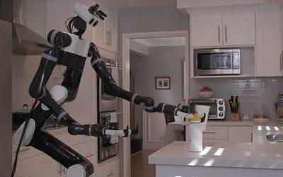 Robots onderwijzen om mensen te helpen in hun huis