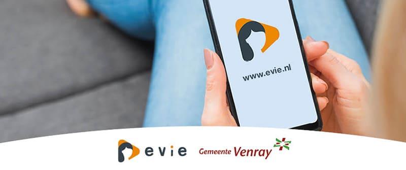 Regionaal E-health platform inwoners, gemeentes en GGZ, Evie