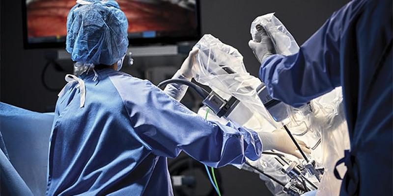 UMC Amsterdam tevreden over operatierobot